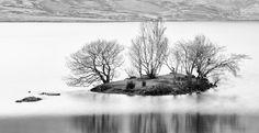 Holme Island, Crummock Water, Lake District