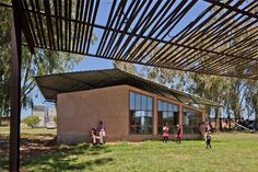 'ithuba science center' by RWTH aachen university and s2arch, montic, johannesburg, south africa
