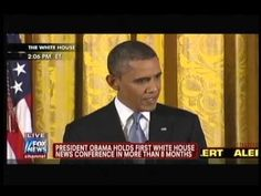 Obama Confronted On Benghazi – Stutters Through Response!