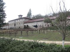 Beringer Winery - Napa Valley, CA. I've visited this winery. Fun!