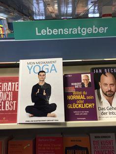 """""""Mein Medikament Yoga - Stabil und selbstbestimmt leben mit Yoga"""" Bald als eBook erhältlich!VÖ Dez 2014 #yoga #health #book #ebook #sezaicoban #meinmedikamentyoga #bücher #wisdom #wissen #wellness #entspannung #lebensratgeber #robertbetz #einleben #lebensspiel #münich #Germany #deutschland #hugendubel #amazon #promotion #marketing #help #lebenshilfe #thx #grateful"""