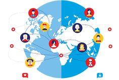 Kuvahaun tulos haulle social network