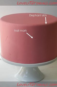 Fondant problems and how to fix them