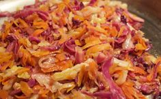 Food Hunter's Guide to Cuisine: Sauteed Carrots & Cabbage