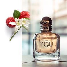 BECAUSE IT'S YOU for her by Emporio Armani. #EmporioArmani 450 designer and niche perfumes/colognes to choose from! <Visit> http://qoo.by/2wrI/