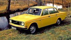 Volvo 144 1971 Scandinavian Cars Since 1945 : Photo