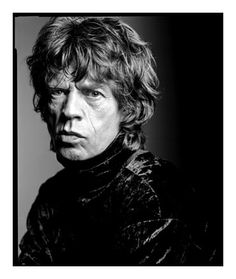 Mick Jagger by Mark Seliger