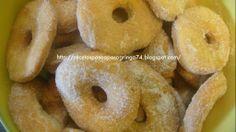Mis Paso a Paso De Recetas: Doughnuts/Donas
