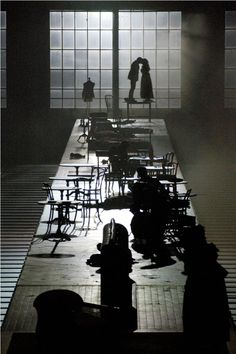 Die Soldaten A RuhrTriennale production in association with the Park Avenue Armory Composed by Bernd Alois Zimmermann Conducted by Steven Sloane Directed by David Pountney