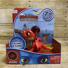 Dreamworks Dragons, How To Train Your Dragon, Light Up, Netflix, The Unit, Baseball Cards, Toys, Ebay, Pastries