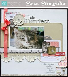 Creatively Savvy: Hampton Art / Echo Park Paper Blog Hop! - Susan Stringfellow