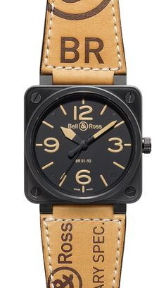 Totally sick Bell and Ross br 01-92 heritage.