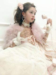 New post on considers Gyaru Fashion, Harajuku Fashion, Kawaii Fashion, Lolita Fashion, Cute Fashion, Larme Kei, Angelic Pretty, N21, Little Doll