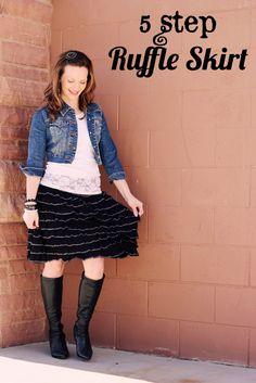 Ruffle Skirt | Oopsey Daisy