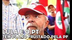 """Urgente! Lula desiste de ir a Porto Alegre após a descoberta da PF de"""" p..."""