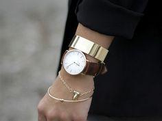 #danielwellington #ladieswatch For more designs, check out www.urbantrait.com