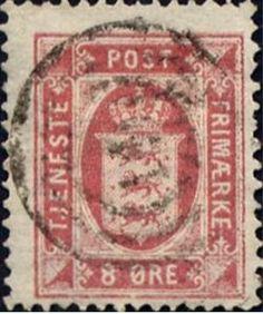 Coat of arms, øre values, wmk. 1Y, perf. 12½