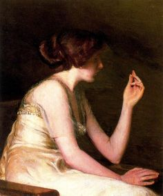 Lilla Cabot Perry: The Pearl