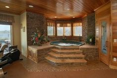 28 Indoor Hot Tubs Ideas Indoor Hot Tub Hot Tub Indoor