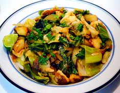 Spicy Cabbage and Potatoes