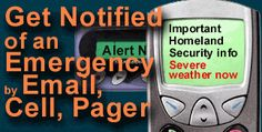 Emergency Email / The Emergency Email Network ® Emergency email Notification, weather alerts, terrorist alerts and updates, and more. NOW INCLUDED WITH the business continuity and disaster recovery resource on the web.