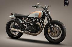 La Corona Motorcycles | La CORONA 001