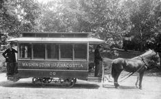 Washington and Anacoatia Streetcar.