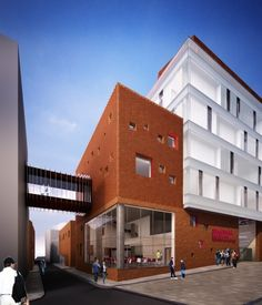 Balfour Beatty has commenced work on a £23 million contract for Sheffield Hallam University to construct a £30 million, 10,000m2 building in...