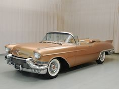 1957 Cadillac Eldorado  Maintenance/restoration of old/vintage vehicles: the material for new cogs/casters/gears/pads could be cast polyamide which I (Cast polyamide) can produce. My contact: tatjana.alic@windowslive.com