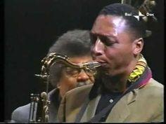 J.J. Johnson Quintet - Blue Bossa - 1993. J.J. Johnson, Trombone,  Ralph Moore, Tenor Sax, Renee Rosnes, Piano, Rufus Reid, Bass, Billy Drummond, Drums