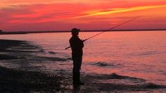 Striped Bass Fishing on Cape Cod.