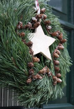 Christmas Decorating: Front Doors - Town & Country Living