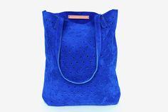 Eye popping cobalt blue! www.mooreaseal.com