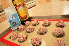 Drunken Monkey No-Bake Boozy Bites by Cakes Under the Influence: What I ...