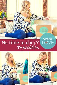 No time to shop? No