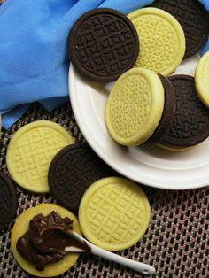 Csokoládé Reformer: Pilóta keksz házilag