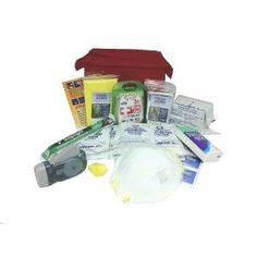 Survival Kit, Earthquake Kit, Commuter Kit for Auto, Home or School