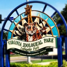 The Virginia Zoo in Norfolk, VA. Servicing Elizabeth City, NC and all of Hampton Roads, VA: Chesapeake, Norfolk, Portsmouth, Suffolk, Virginia Beach, Hampton, Newport News, and Williamsburg! http://searsgaragedoors.com/locations/VIRGINIABEACH-VA.aspx