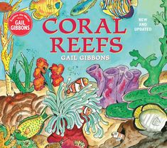 Presents information about how coral reefs are formed, how they grow, and the many different kinds of plants and animals that live in their special environment.