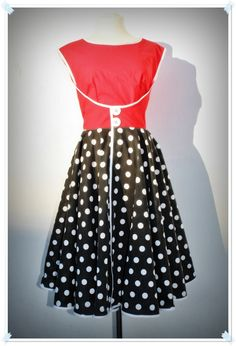 The Minnie Mouse Walk-away Dress