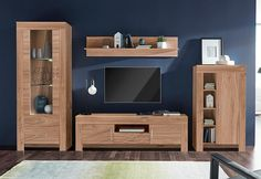 wohnwand 3 tlg jetzt bestellen unter. Black Bedroom Furniture Sets. Home Design Ideas