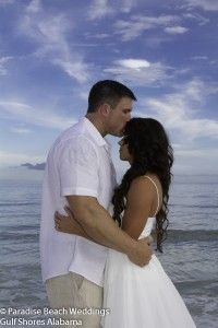 Beach Weddings in Gulf Shores and Orange Beach are Romantic and Affordable!