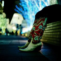 Cowboy Boots - Check out stylish Boots at http://www.styleanddesigncenter.com