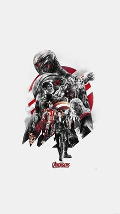 The Avengers rock this wallpaper
