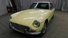 1969 MG B GT
