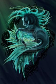 Hippocampus by ~RedEyeLoon on deviantART