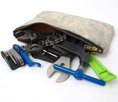 Hold Fast USA made Tool Bag