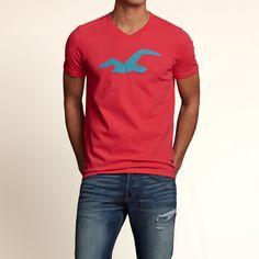 Camisa da Hollister masculina original! www.figoverde.com.br