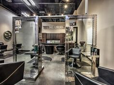 Hair Salon The Headroom