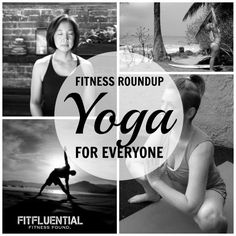 Not sure if yoga is for you? Yoga is for EVERYONE! Try one of these workouts to increase flexibility and strengthen your body.